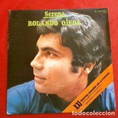 Discos de vinilo: ROLANDO OJEDA (SINGLE 1980) XXI FESTIVAL DE BENIDORM - SERENA - POCO A POCO (BUEN ESTADO). Lote 202845133