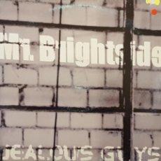 Discos de vinilo: MR. BRIGHT SIDE - JEALOUS GUYS. Lote 202857766