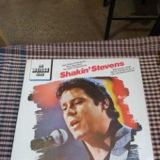 Discos de vinilo: SHAKIN' STEVENS, TELDEC GERMANY, NUEVO PRECINTADO, SIN ABRIR 1982.. Lote 202863601