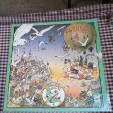 Discos de vinilo: GWENDAL 4, CBS 1979, ESPAÑA.. Lote 202864452