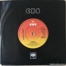Disques de vinyle: JUDAS PRIEST – UNITED, UK 1980 CBS. Lote 202899758