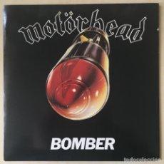 Discos de vinilo: MOTÖRHEAD – BOMBER, UK 1979 BRONZE. Lote 202900065