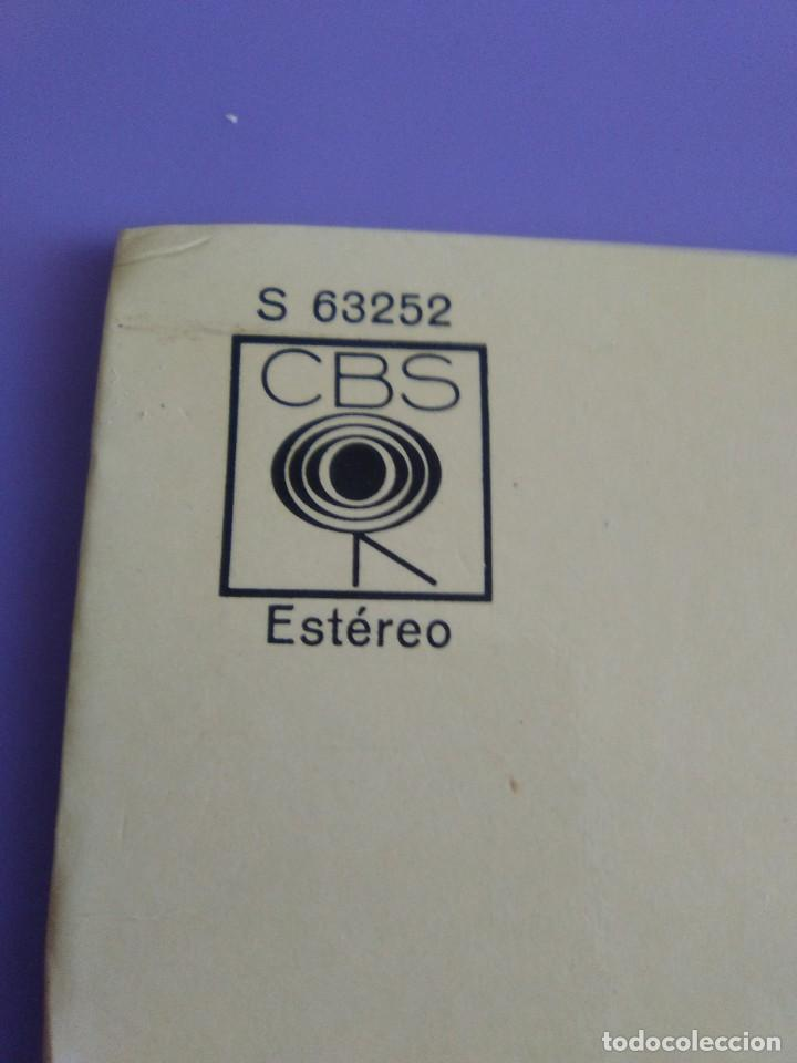 Discos de vinilo: LP. BOB DYLAN. JOHN WESLEY HARDING, SELLO CBS S 63252. AÑO 1970 + ENCARTE CON LETRAS. - Foto 5 - 202904043