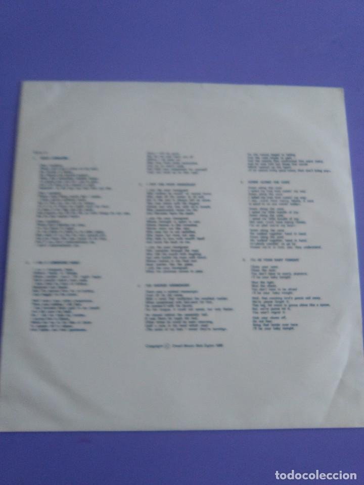 Discos de vinilo: LP. BOB DYLAN. JOHN WESLEY HARDING, SELLO CBS S 63252. AÑO 1970 + ENCARTE CON LETRAS. - Foto 10 - 202904043