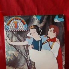 Discos de vinilo: THE WONDERFUL WORLD OF DISNEY. Lote 202905832