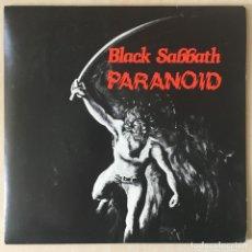 Discos de vinilo: BLACK SABBATH – PARANOID, UK 1980 NEMS. Lote 202908995