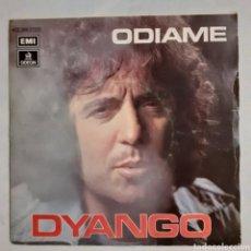 Discos de vinilo: DYANGO. ODIAME. ODEON C 006-21.325. FUNDA VG+. DISCO VG+. Lote 202914833