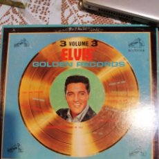 Discos de vinilo: ELVIS PRESLEY GOLDEN RÉCORDS VOL 3. Lote 202917037