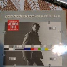 Discos de vinilo: IAN ANDERSON. WALK INTO LIGHT.. Lote 202917111