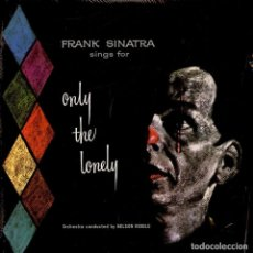 Discos de vinilo: FRANK SINATRA * LP HQ VIRGIN VINYL 180G + CD * SINGS FOR ONLY THE LONELY* LTD PRECINTADO!!. Lote 202917806