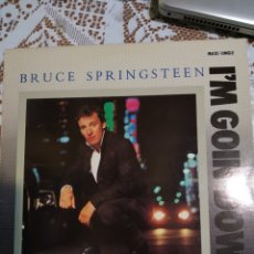 Discos de vinilo: BRUCE SPRINGSTEEN. I'M GOIN'DOWN. MAXI SINGLE.. Lote 202917813