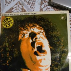 Discos de vinilo: JOE COCKER.WITH A LITTLE HELP FROM MY FRIENDS. DOS LPS.. Lote 202917993