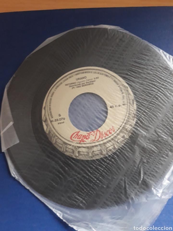 Discos de vinilo: URANO . Gran dragón-Retorno. CHAPA DISCOS. - Foto 4 - 202937710