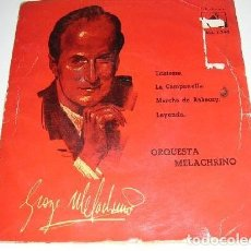 Discos de vinilo: ORQUESTA MELACHRINO DIRECTOR GEORGE MELACHRINO. Lote 202943923