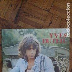 Discos de vinilo: YVES DUTEIL ?– YVES DUTEIL SELLO: PATHÉ ?– 2C 068 14.498 FORMATO: VINYL, LP, ALBUM, GATEFOLD PAÍS: F. Lote 202946292