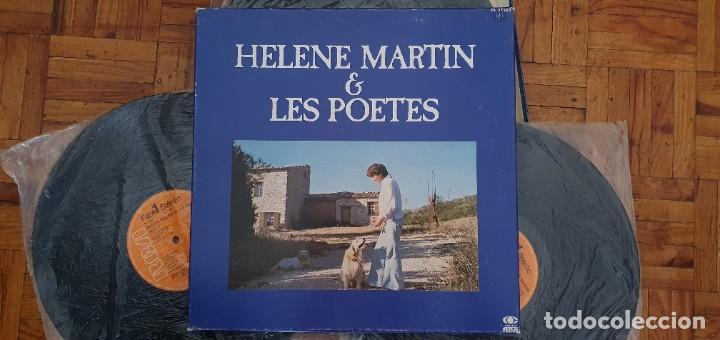 "HELENE MARTIN & LES POETES ""EPONYME"" PL 37323 FRANCE ARTISTE / ARTIST : HELENE MARTIN TITRE / TITLE (Música - Discos - LP Vinilo - Canción Francesa e Italiana)"