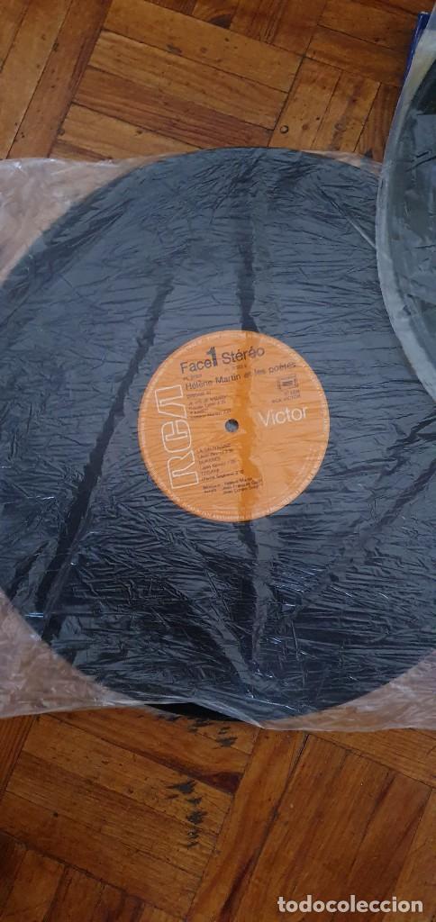 "Discos de vinilo: HELENE MARTIN & LES POETES ""Eponyme"" PL 37323 FRANCE ARTISTE / ARTIST : HELENE MARTIN TITRE / TITLE - Foto 4 - 202948701"