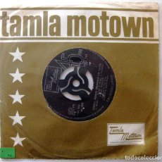 Discos de vinilo: STEVIE WONDER - SIGNED, SEALED, DELIVERED I'M YOURS - SINGLE TAMLA MOTOWN 1970 UK BPY. Lote 202948881