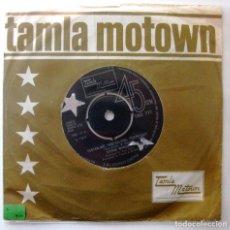 Discos de vinilo: STEVIE WONDER - YESTER-ME, YESTER-YOU, YESTERDAY - SINGLE TAMLA MOTOWN 1969 UK BPY. Lote 202949270