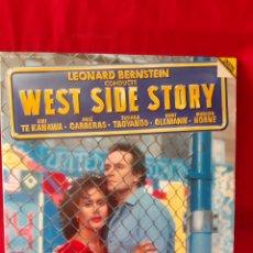 Discos de vinilo: WEST SIDE STORI , LEONARD BERNSTEIN , DOBLE LP. Lote 202949428