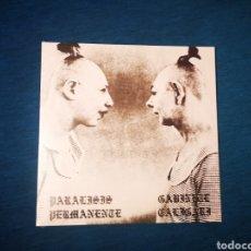 Disques de vinyle: PARÁLISIS PERMANENTE EP GABINETE CALIBARI. Lote 202952042