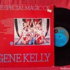 Discos de vinilo: GENE KELLI, THE SPCIAL MAGICOF. AÑO 1957. Lote 202963258