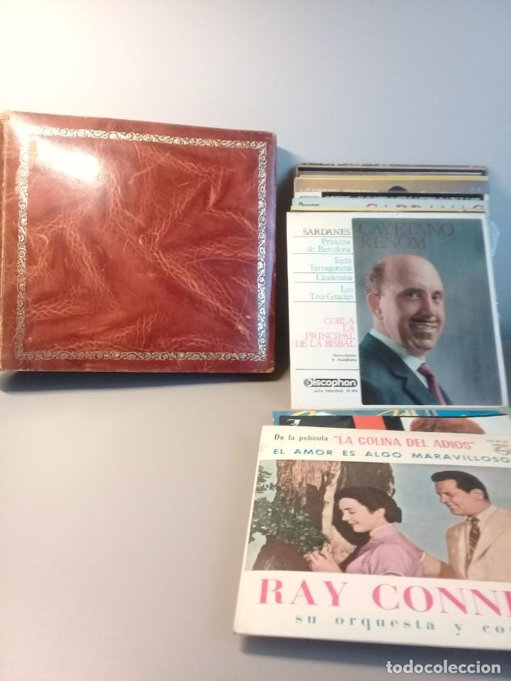 Discos de vinilo: Lote de 24 discos vinilos singles - Foto 4 - 202970636