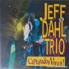 Discos de vinilo: JEFF DAHL TRIO - ANGRY SAMOANS - CAPTURADOS VIVOS - LP DE VINILO - PUNK POWER POP. Lote 202986412