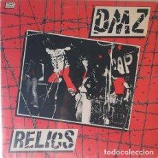 Discos de vinilo: DMZ - LYRES - RELICS - LP DE VINILO - VOXX SELLO AZUL - PUNK POWER POP. Lote 202987470
