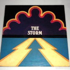 Discos de vinilo: PORTADA THE STORM ED. ITA. AUTOGRAFIADA. FIRMA. ¡¡¡SIN DISCO!!!. Lote 202989002