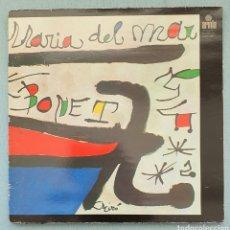 Discos de vinilo: MARIA DEL MAR BONET. MIRO. LP. DOBLE PORTADA.. Lote 202989328