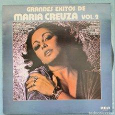 Discos de vinilo: GRANDES EXITOS DE MARIA CREUZA. VOL.2. Lote 202989870