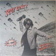Discos de vinilo: ROY LONEY - FLAMIN' GROOVIES - THE SCIENTIFIC BOMBS AWAY LP AUSTRALIA NEO ROCKABILLY PUNK POWER POP. Lote 202990153
