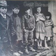 Discos de vinilo: COUNTRY HICKS VOL 3 - LP - ROCKABILLY HONKY TONK JOHNNY BURNETTE AL BARKLE TENNESSEE JIM ETC.... Lote 202990872