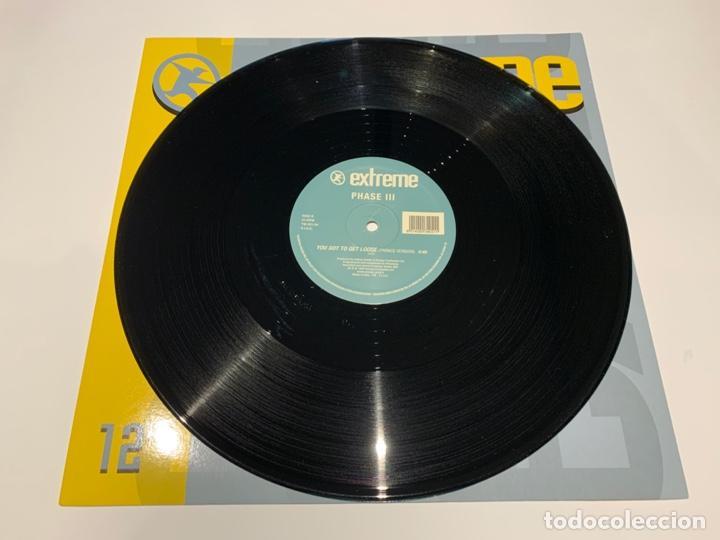 Discos de vinilo: Phase III ?– You Got To Get Loose 1994 - Foto 2 - 202991452
