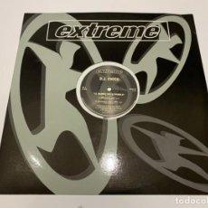 Discos de vinilo: DJ CHICO – EL MAMBO DELLA RAMBLA RE 2005 (1996). Lote 202992305