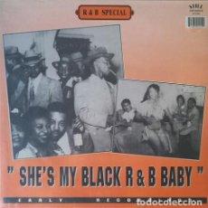 Discos de vinilo: R & B SPECIAL - RECOPILACION EARLY SOUL LP KIP ANDERSON JOE SIMON LOVE DOCTOR THE 88'S JIMMY UGGINS. Lote 202992430