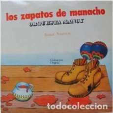 Discos de vinilo: ORQUESTA MANCY_–LOS ZAPATOS DE MANACHO. Lote 202995405