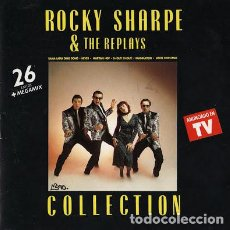 Discos de vinilo: ROCKY SHARPE & THE REPLAYS _– COLLECTION. Lote 202995430