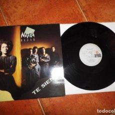 Discos de vinilo: MATIA BAZAR TE SIENTO CANTADO EN ESPAÑOL MAXI SINGLE VINILO 1985 ARIOLA ESPAÑA CONTIENE 3 TEMAS. Lote 202996877