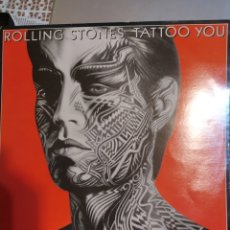 Discos de vinilo: THE ROLLING STONES TATOO YOU.. Lote 203001908