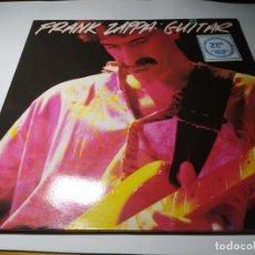 Dischi in vinile: LP - VINILO - FRANK ZAPPA – GUITAR - INT 183.510 (VG+ - VG+) 2LP - CARPETA - 1988 GERMANY. Lote 203006636