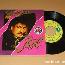 Dischi in vinile: TINO CASAL - EMBRUJADA - SINGLE - 1982. Lote 243699935