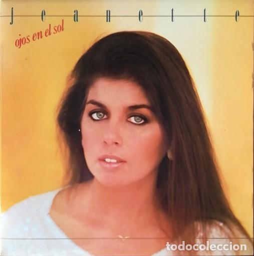 Discos de vinilo: JEANETTE - EX PIC NIC - KIT PROMOCIONAL OJOS EN EL SOL - LP + FOLDER - 1984 # - Foto 4 - 203017906