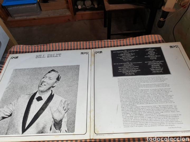 Discos de vinilo: Bill Haley ?– Recuerdos De Oro, Epic ?– EPC 88550, Orfeon, 2 vinilos. - Foto 7 - 203020363