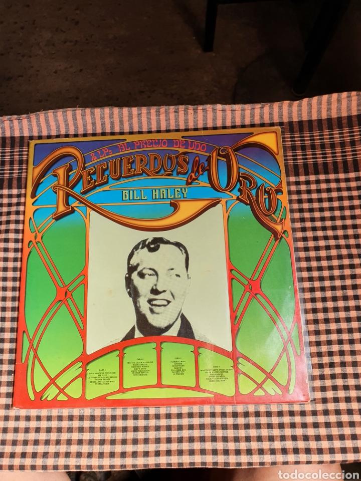 BILL HALEY ?– RECUERDOS DE ORO, EPIC ?– EPC 88550, ORFEON, 2 VINILOS. (Música - Discos - LP Vinilo - Rock & Roll)