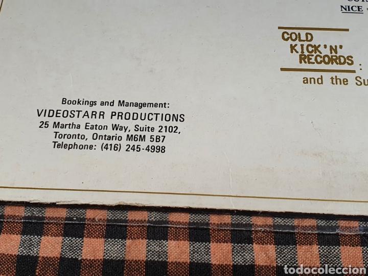Discos de vinilo: Slinky Dee ?– King Creo, Cold Kickn Records ?– CKR-001, 1988, canada. - Foto 3 - 203022202