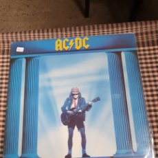 Discos de vinilo: AC/DC – WHO MADE WHO, ATLANTIC – 781 650-1, 1986 ESPAÑA.. Lote 243846350