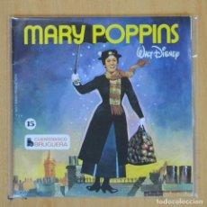 Discos de vinilo: MARY POPPINS - CUENTO - EP. Lote 203031603