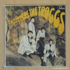 Disques de vinyle: THE TROGGS WILD THING + 3 - EP. Lote 203031896
